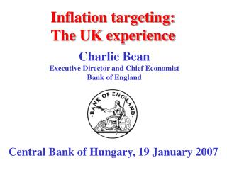 Inflation targeting: The UK experience