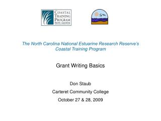 The North Carolina National Estuarine Research Reserve's Coastal Training Program