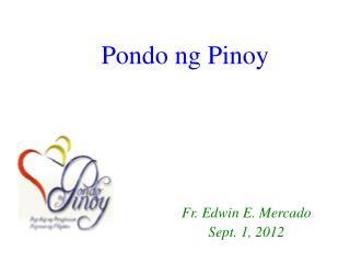 Pondo ng Pinoy