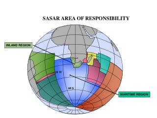 SASAR AREA OF RESPONSIBILITY
