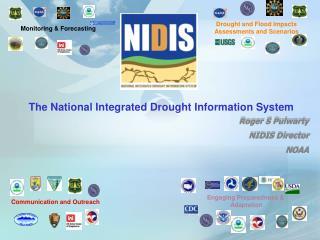 Roger S Pulwarty NIDIS Director  NOAA