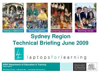Sydney Region  Technical Briefing June 2009