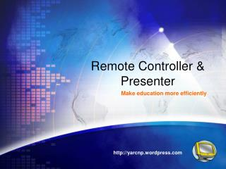 Remote Controller & Presenter