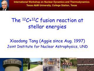 The  12 C+ 12 C fusion reaction at stellar energies