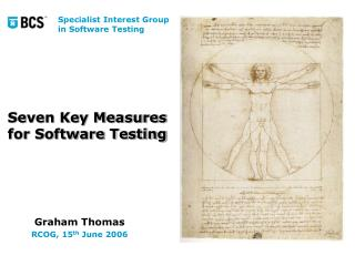 Seven Key Measures for Software Testing
