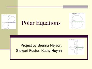 Polar Equations