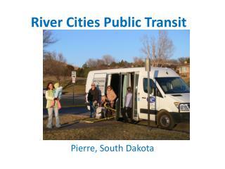 River Cities Public Transit