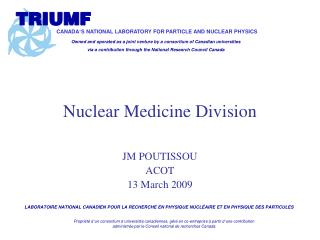 Nuclear Medicine Division