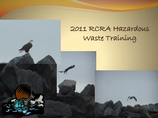 RCRA HAZARDOUS WASTE ANNUAL