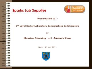 Sparks Lab Supplies