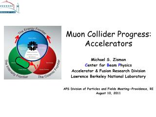 Muon Collider Progress: Accelerators