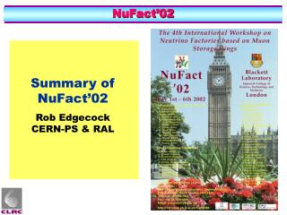 NuFact'02