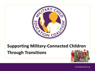 Supporting Military-Connected Children Through Transitions