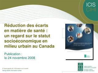 Publication�:  le 24 novembre 2008