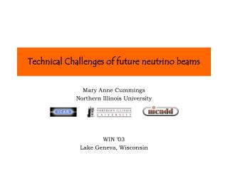 Technical Challenges of future neutrino beams