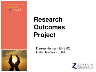 Research Outcomes  Project