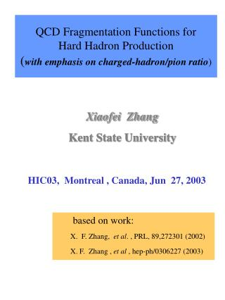 HIC03,  Montreal , Canada, Jun  27, 2003