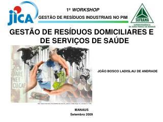 GESTÃO DE RESÍDUOS DOMICILIARES E DE SERVIÇOS DE SAÚDE