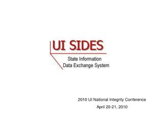 Standard Electronic UI Separation Information Format