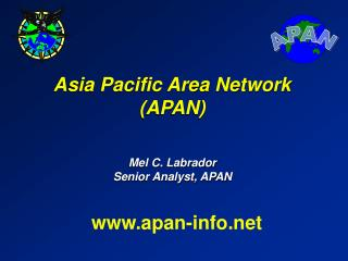Mel C. Labrador Senior Analyst, APAN