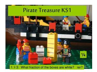 Pirate Treasure KS1