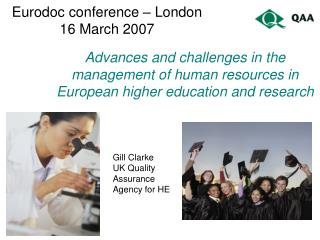 Eurodoc conference – London 16 March 2007