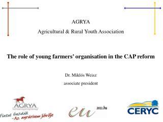 AGRYA Agricultural & Rural Youth Association