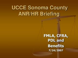 UCCE Sonoma County ANR