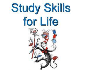Study Skills  for Life
