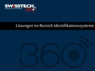 Lösungen im Bereich Identifikationssysteme