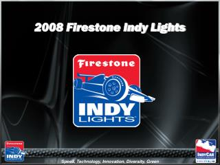 2008 Firestone Indy Lights