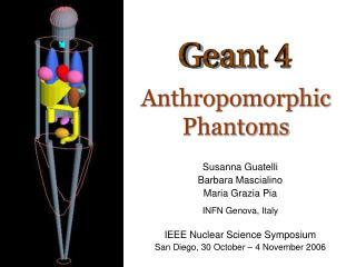 Anthropomorphic Phantoms