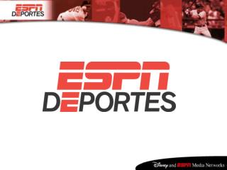 What is ESPN Deportes?