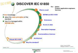 DISCOVER IEC 61850