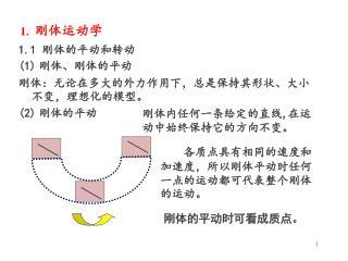 1.   刚体运动学