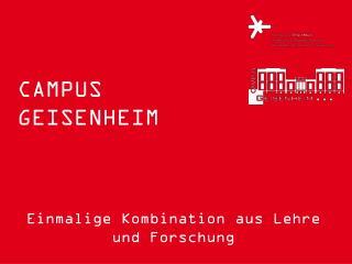 Campus Geisenheim