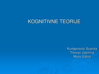 Kurtasinovic Suanita Trtovac Jasmina Muric Edina