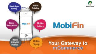 Your Gateway to mCommerce