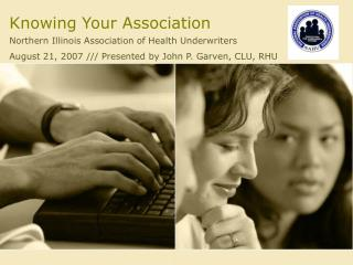 Knowing Your Association