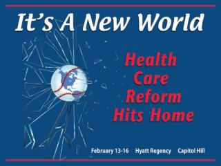 The New Sales Reality  For the  Health Insurance Agent