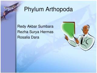 Phylum Arthopoda