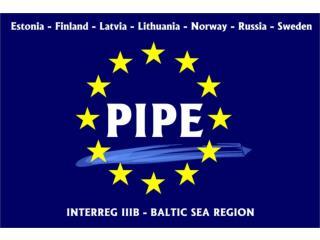 Kas ir PIPE, Latvija projekts?