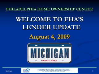 PHILADELPHIA HOME OWNERSHIP CENTER