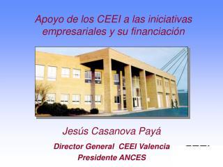 Jesús Casanova Payá