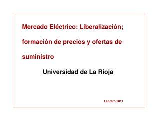 Universidad de La Rioja R�gimen econ�mico