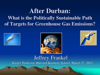 After Durban: What is the Politically Sustainable Path of Targets for Greenhouse Gas Emissions?