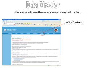 Data Director