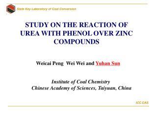 State Key Laboratory of Coal Conversion