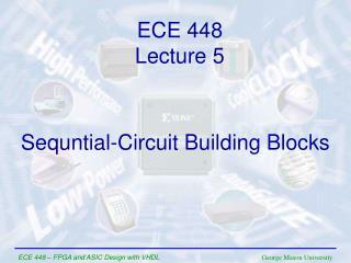 Sequntial-Circuit Building Blocks