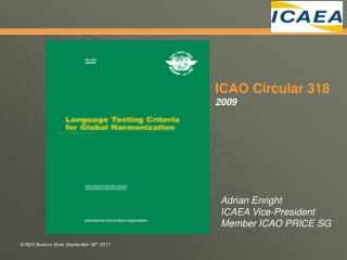 ICAO Circular 318 2009